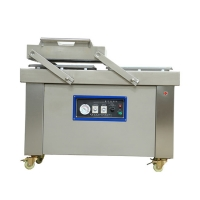 Buy cheap Custom Voltage Double Chamber Vacuum Packaging Machine Food Packaging Machine from wholesalers