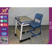Buy cheap Hollow Blow Molding PP Seat Kids School Desk Chair Floor Free Standing from wholesalers