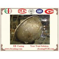 Buy cheap Sand Cast Melting Pots for Smelting Lead, Al, Zinc, Ni EB4042 product