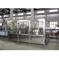 Buy cheap Red Wine Bottle Automatic Filling Capping And Labelling MachineHigh Precision from wholesalers