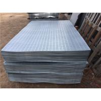 Buy cheap Architectural Perforated Metal Panels , Round Hole Stainless Steel Perforated Sheet from wholesalers