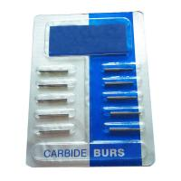 Buy cheap Top Quality Dental Carbide Burs from wholesalers