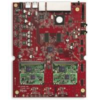 Buy cheap red solder mask FR-4 CEM-1, CEM-3 8 layer single sided pcb board for mouse from wholesalers