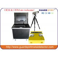 Buy cheap Mobile Type Under Vehicle Inspection System , UVSS checking system For Exhibition / Airports Security from Wholesalers