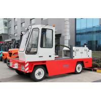 Buy cheap Diesel Power Type 10 Ton Port Forklifts With Fuel Tank Capacity 260L 3600mm Lift Height from wholesalers