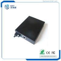 Buy cheap Reliable 10/100/1000M Ethernet Dual Fiber Single Mode 10km Optical Media Converter from wholesalers
