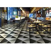 Buy cheap 600X600 Polished Porcelain Tiles Antifouling Indoor Dining Room Floor Tiles from wholesalers