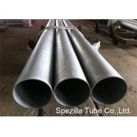 Buy cheap Custom Seamless Heavy Wall stainless steel tube pipe  ASTM A312 TP316L Corrosion Resistance from wholesalers
