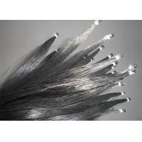 Buy cheap 5 hanks Violin bow hair Black bow hair in 32 inches / natural horse hair product