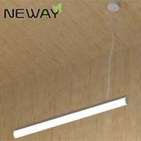 Buy cheap 24W 36W 48W Indoor Lighting LED Tube Pendant Light Fluorescent Tube Lamp Luminaire Fixture Office LED Linear Light from wholesalers