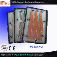Buy cheap Resonable Cost Synthetic Stone SMT Wave Solder Fixtures With Customize Size from wholesalers