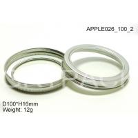 Buy cheap Colored H16mm Oxidized Aluminium Caps for PET / PE / PP / Glass Bottle APPLE026_100_2 from wholesalers