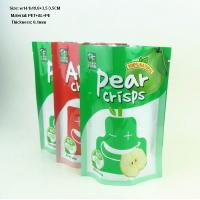 Buy cheap Pear Crisps colourful stand up pouch for food packaging from wholesalers