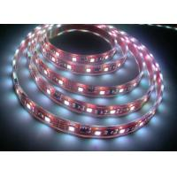 Buy cheap LPD8806 Color Changing Flexible Led Rope Light 10w /M , Lifespan 50000hrs from wholesalers