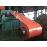 Buy cheap Construction Materials Pre - Painted Colour Coated Coils Corrosion Resistance from wholesalers