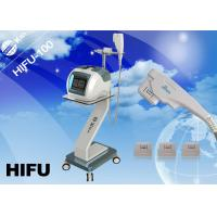 Buy cheap Skin Tightening HIFU Machine 2 in 1 for face lift ultrasound , Hifu Therapy from wholesalers
