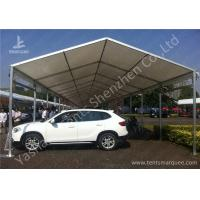 Buy cheap Clear Span PVC Fabric Aluminum Frame Outdoor Sunscreen Car Exhibition Tent from wholesalers