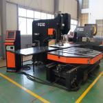 Buy cheap Platform Cnc Punching Machine Sheet Metal Iron Punching Machine 6mm Thickness from wholesalers