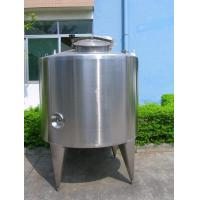 Buy cheap Steel Water Storage tanks for storing drinking water , original water , purified water from wholesalers