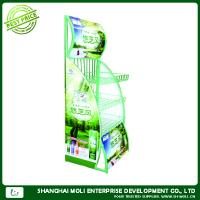 Buy cheap Floor display wire displays candy display rack from wholesalers