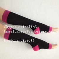 Buy cheap Fancy Open Toe 14-20mmhg Compression stocking sock from wholesalers