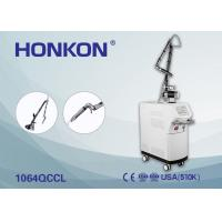 Buy cheap High Uniform Spot Nd Yag Laser Tattoo Removal Machine For Pigmentation Correctors from wholesalers