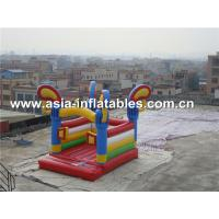 Buy cheap Commercial attractive kids inflatable bouncer castle for fun from wholesalers