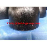 Buy cheap Butt Welded Pipe Fitting Carbon Steel Pipe Cap ASTM A234 WPB WPC SCH40 from wholesalers