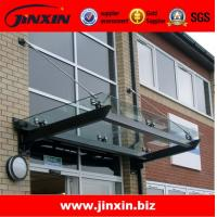 Buy cheap JINXIN high quality Product glass canopy fittings stainless steel from wholesalers