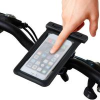Buy cheap Waterproof Rotating Bike Mount Holder For 3.5 - 5.8 Touch Screen Mobile Phones from wholesalers