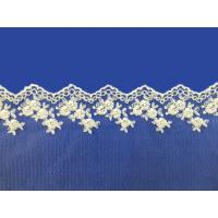 Buy cheap Fashion Embroidered Custom Made ladies suits lace dress fabric /Embroidery Lace Fabric from wholesalers