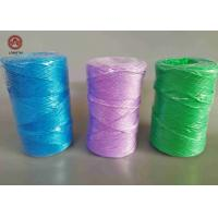 Buy cheap Colorful Polypropylene Tying Twine 1.5KG Per Spool For Farm And Greenhouse product