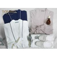 Buy cheap Premium Spa Quality Bathrobes / Healthy Ladies Luxury Robes from wholesalers