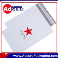 Buy cheap Custom 10x13 inch Plastic Branded Poly Mailers/Courier Bags/Courier Satchels from wholesalers