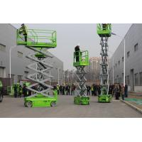 Buy cheap Electric Hydraulic Elevated Lift Platform Capacity 230KG Capacity from wholesalers