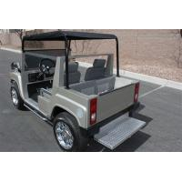 Buy cheap Street Legal Electric Golf Carts Hammer Style Motorised Golf Carts With Big Head Lights from wholesalers