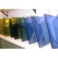 Buy cheap 4 ~ 10mm thickenss shatterproof cutting laminated stained / coloured Tempered Glass from wholesalers