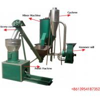 Buy cheap Small Pellet Machine SKJ Animal Feed Pellet Mill from wholesalers