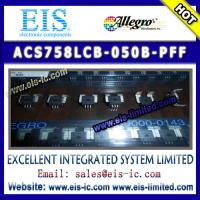 Buy cheap ACS758LCB-050B-PFF - ALLEGRO - Thermally Enhanced, Fully Integrated, Hall Effect-Based Lin product