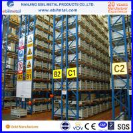 Buy cheap Pallet Racking / Beam Racking, orange / blue / green customized sizes Powder Coated  Heavy Duty Racking from wholesalers