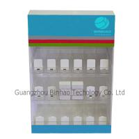 Buy cheap Cigarette Pack Dispenser , Acrylic Cigarette Case 6 Sets Gliding Pusher from wholesalers