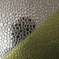 Buy cheap 5052 Aluminum Tread Plate , Embossed Aluminum Plate For Decoration from wholesalers