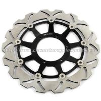 Buy cheap High Strength Custom Motorcycle Brake Rotors For Racing Bike Parts product