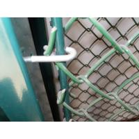 Buy cheap High quality yard guard chain link fence/High quality used galvanized/pvc coated chain link fence from wholesalers