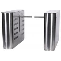 Buy cheap 304 Stainless Steel Mechanical Antipinch Auto Drop Arm Turnstile from wholesalers