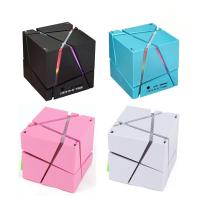 Buy cheap Home Theater Wireless Speaker System Mini Cube Super Bass Stereo Audio Loud Wireless Speaker Support TF Card For Smartph from wholesalers