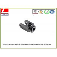 Buy cheap high precision machining parts made of aluminum with red anodization. product