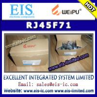 Buy cheap RJ45F71 - WEIPU IC - Email us: sales012@eis-.com product