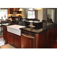 Buy cheap Custom Size Natural Granite Countertops 12mm - 30mm Thickness from wholesalers
