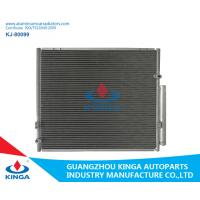 Buy cheap Core Size 645*528*16 Toyota Air Conditioner Condenser for Fortuner 2005-2015 product